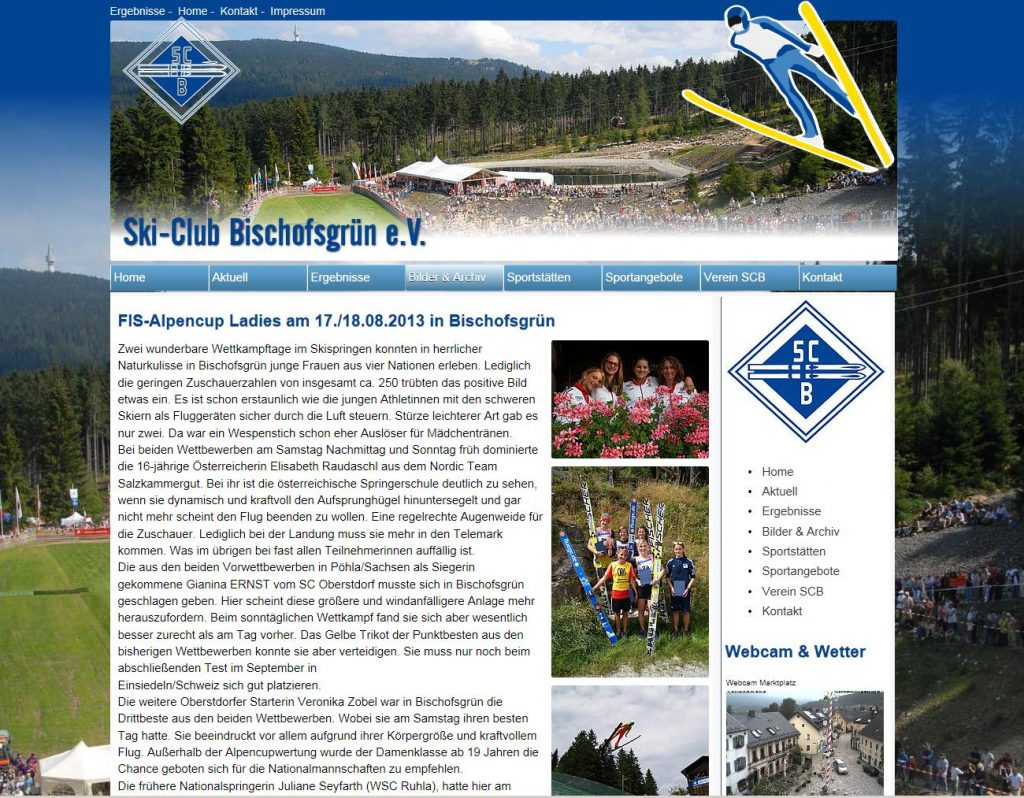 Ski - Club Bischofsgrün e.V.